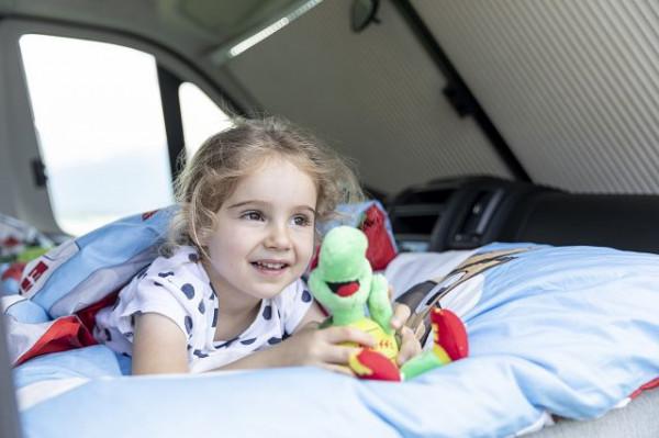 Kinder-Zusatzbett für Fahrerhaus