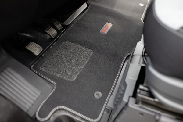 Fahrerhausteppich Mercedes Globeline