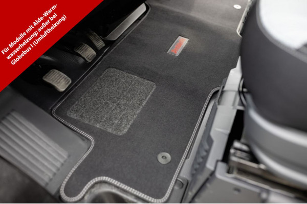 Tapis cabine pour Globebus I, Advantage I, Esprit I & Magic Edition I