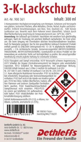 3-K-Lackschutz