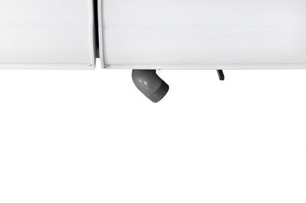 Abwasserschlauch-Set - 4 m
