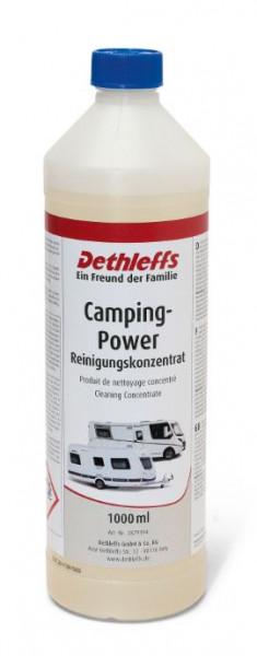 Camping-Power produit de nettoyage concentré