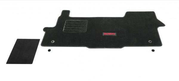 Fahrerhausteppich XLI, Alpa I und Esprit I