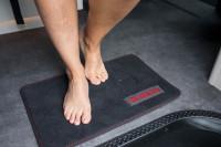 Einstiegs-Fußmatte