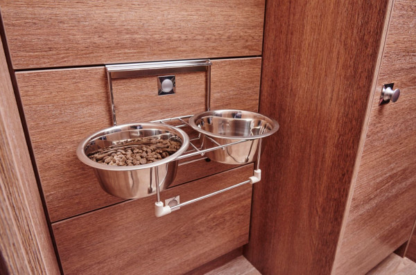 """4 paws"" bowl holder pack for motor homes and caravans"