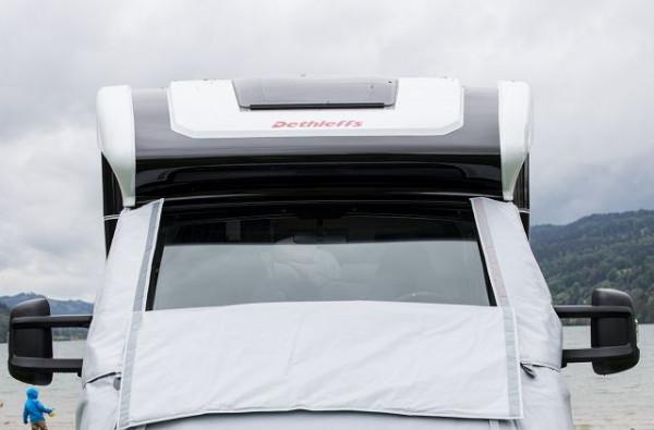 Thermofenstermatte für T-/ A- Modelle auf Fiat Ducato & Citroen Jumper