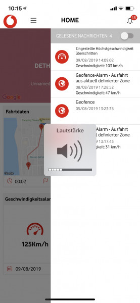 Protect & Connect - Diebstahlortung & Fahrzeugüberwachung
