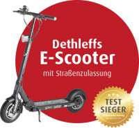 E-Scooter The Urban – #HMBRG
