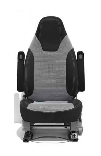 Housse de protection de siège conducteur et passager (Aguti GIS-Liner)