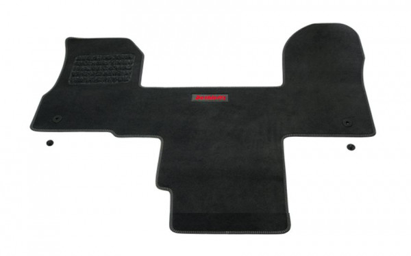 Driver's cabin carpet for Globetrotter XXL A