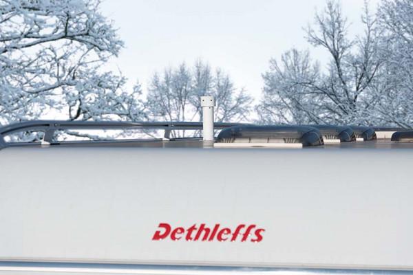 Abgas-Kaminverlängerung für Alde Dachkamine