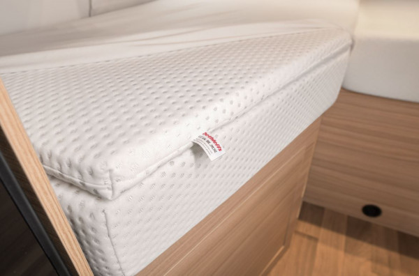 mattress topper for hub bed