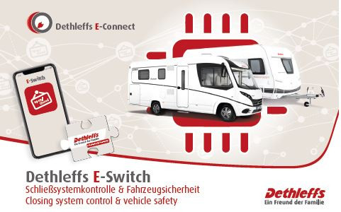 E-Switch - closing system checking