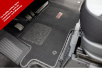 Driver's cabin carpet for Globebus I, Advantage I, Esprit I & Magic Edition I