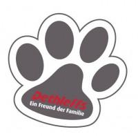 Dog-on-Board sticker