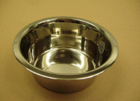 """""""4 paws"""" stainless steel bowl"""